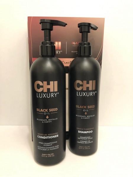 CHI luxury шампунь+ бальзам ОГРОМНЫЙ объём  - image 157